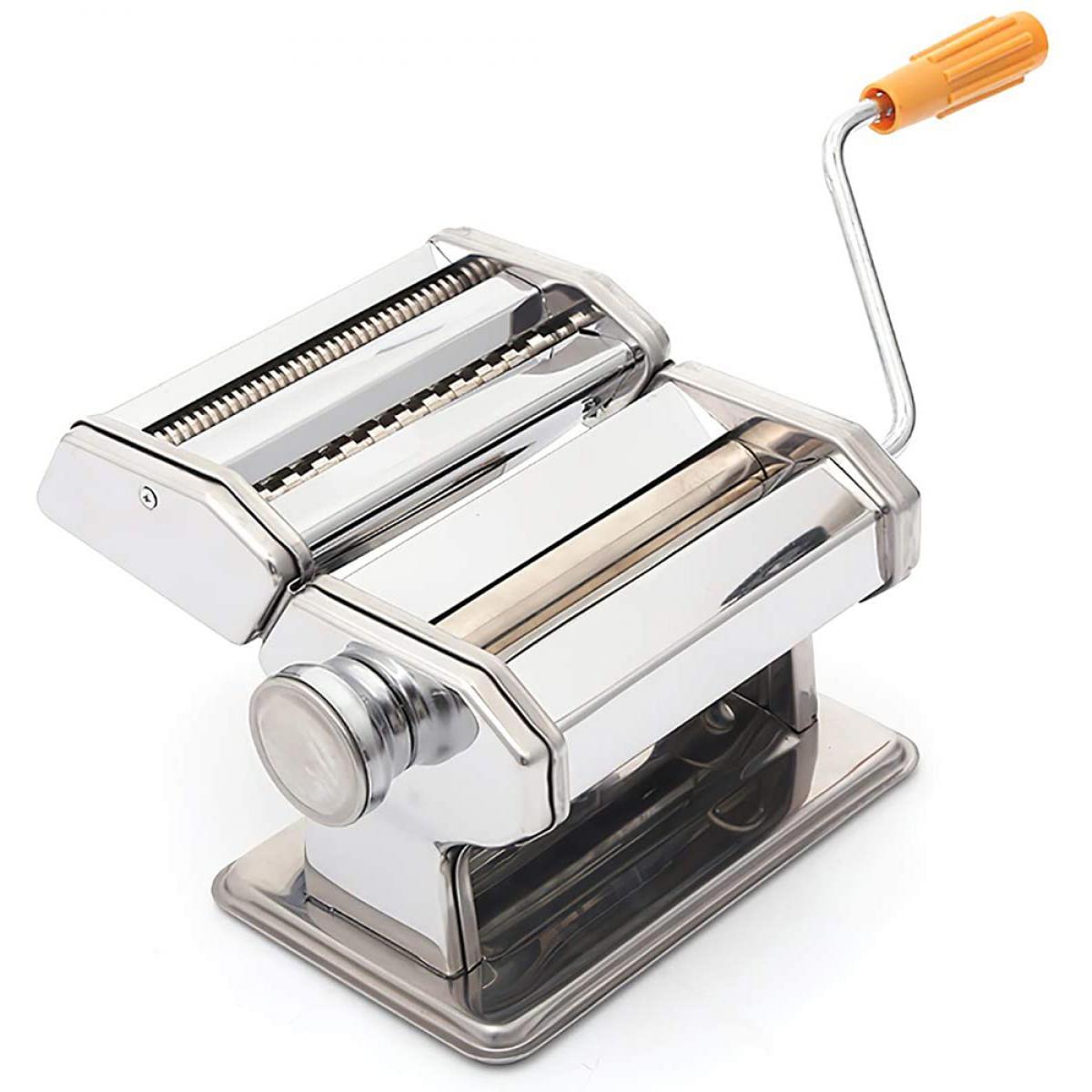 Ltppstore Kit machine a pates et de rouleaux decoupeurs pour patissier Appareil a pate / laminoir Robot ménager
