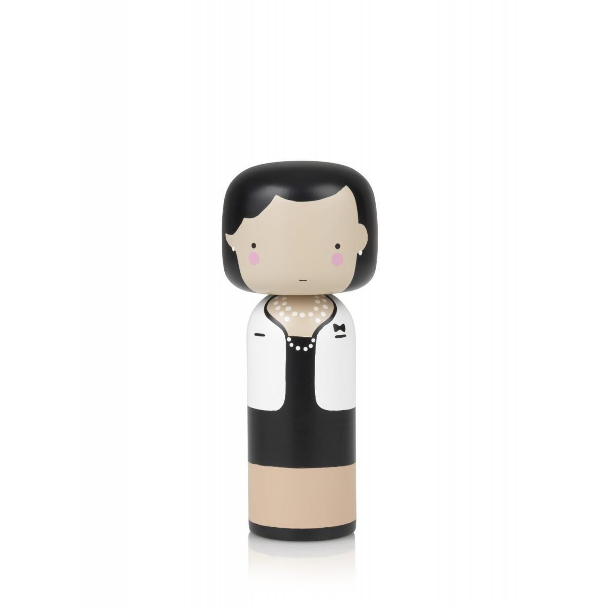 Lucie Kaas Sketch.inc Kokeshi Figurine grand - Coco