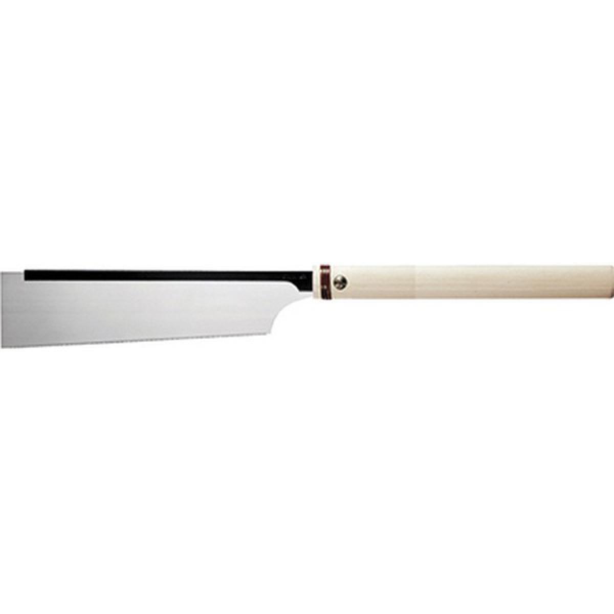 Magma Scie japonaise Dozuki, poignée bambou, longueur de lame 240 mm, Épaisseur de lame 0,3 mm