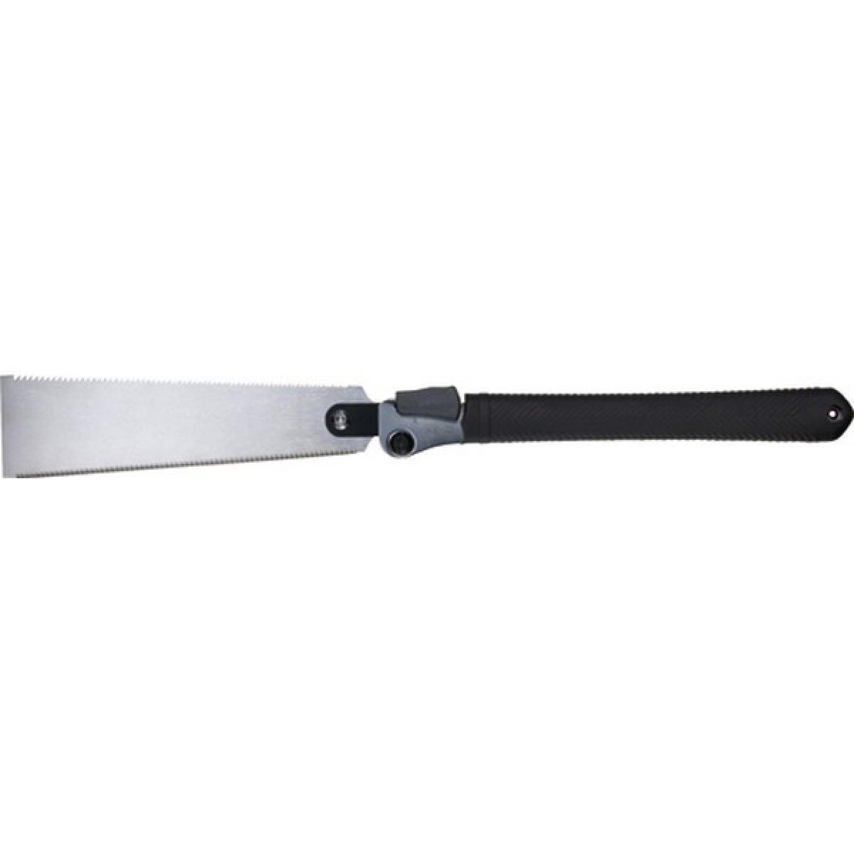 Magma Scie japonaise Ryoba, poignée plastique, lame de scie rabattable, longueur de lame 240 mm, Épaisseur de lame 0,5 mm