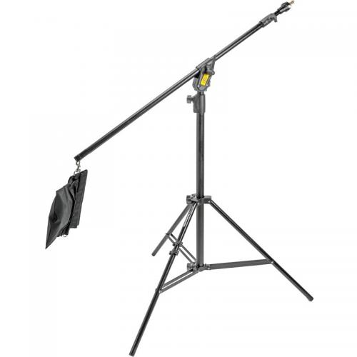 Manfrotto - MANFROTTO 420B Pied Girafe Noir - Manfrotto