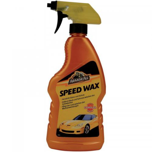 marque generique - ARMOR ALL Speed Wax Spray 500ml (Par 6) - Scellements chimiques