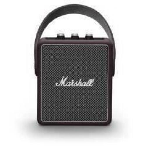Marshall - ENCEINTE PORTABLE MARSHALL STOCKWELL II BURGUNDY - Marshall