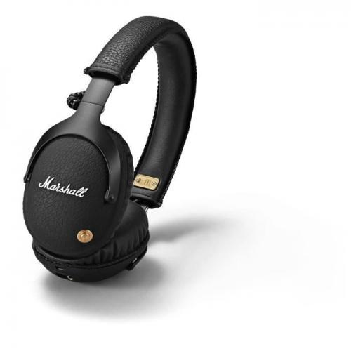 Marshall - Marshall Monitor bluetooth Noir - Casque Studio - Casque audio