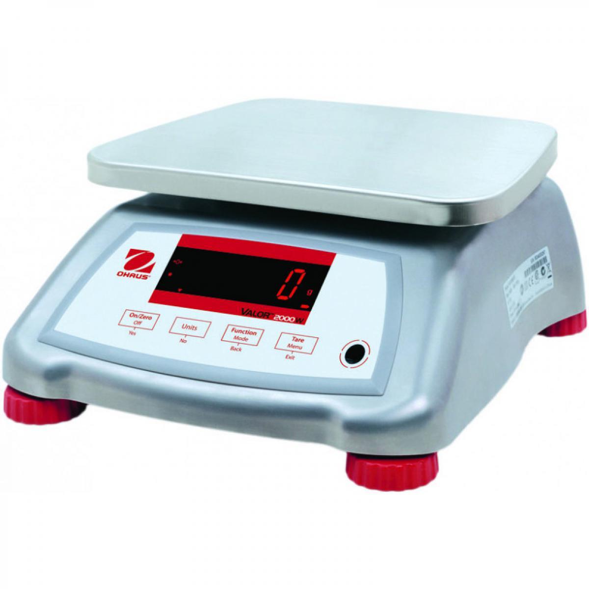Materiel Chr Pro Balance de Cuisine Étanche en Inox 3 à 15 Kg - Stalgast - Inox 6 kg - 1 g 3 kg