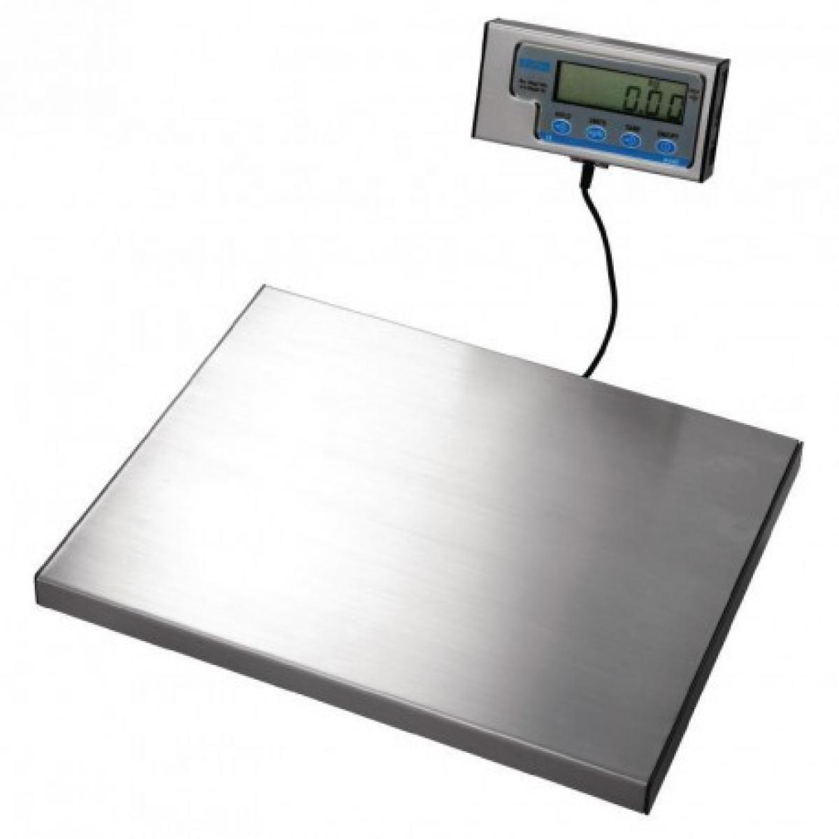 Materiel Chr Pro Balance électronique affichage mural 120 Kg - Inox 120 kg
