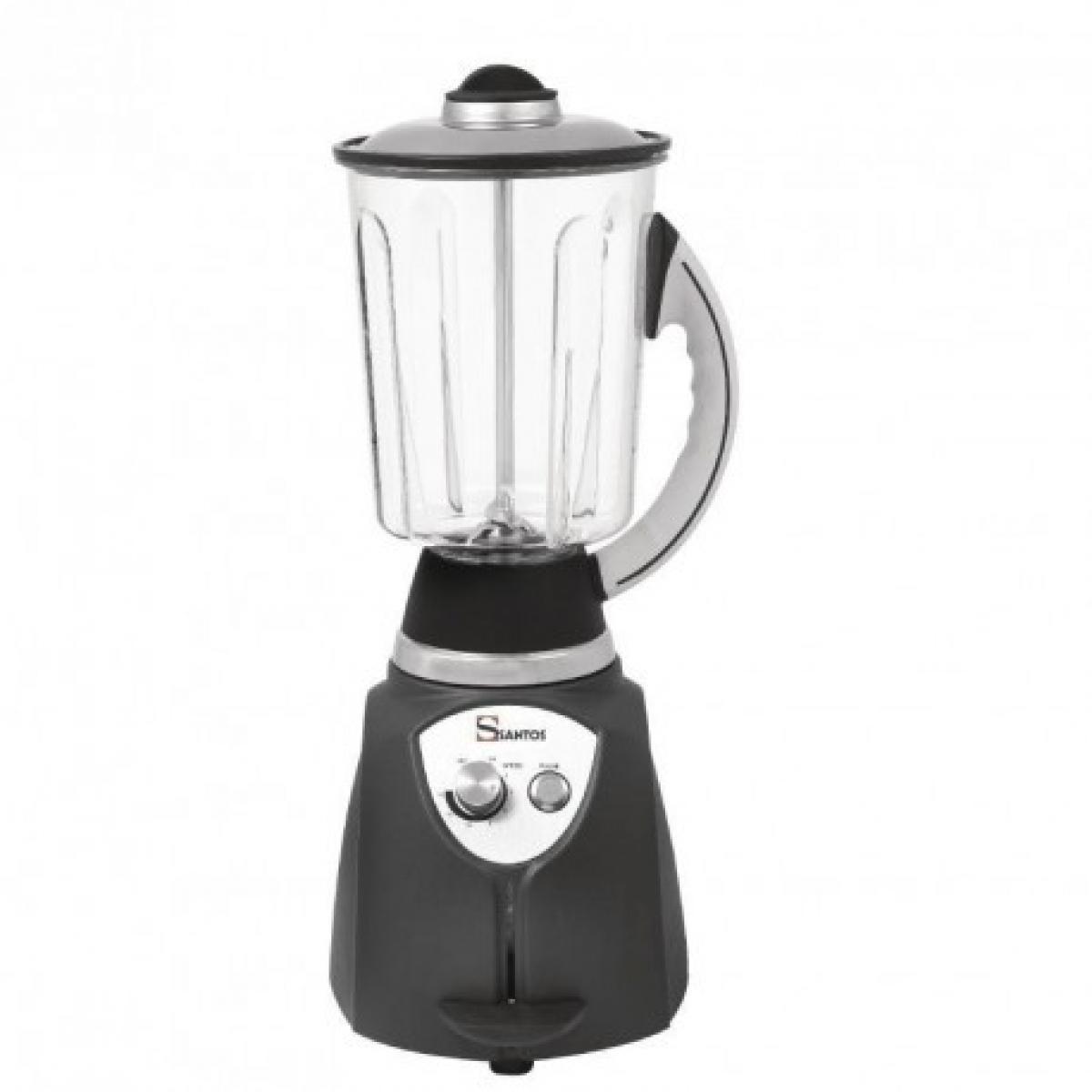 Materiel Chr Pro Blender Professionnel de Cuisine Bol 4 L - 1200 W - Santos - 4 l