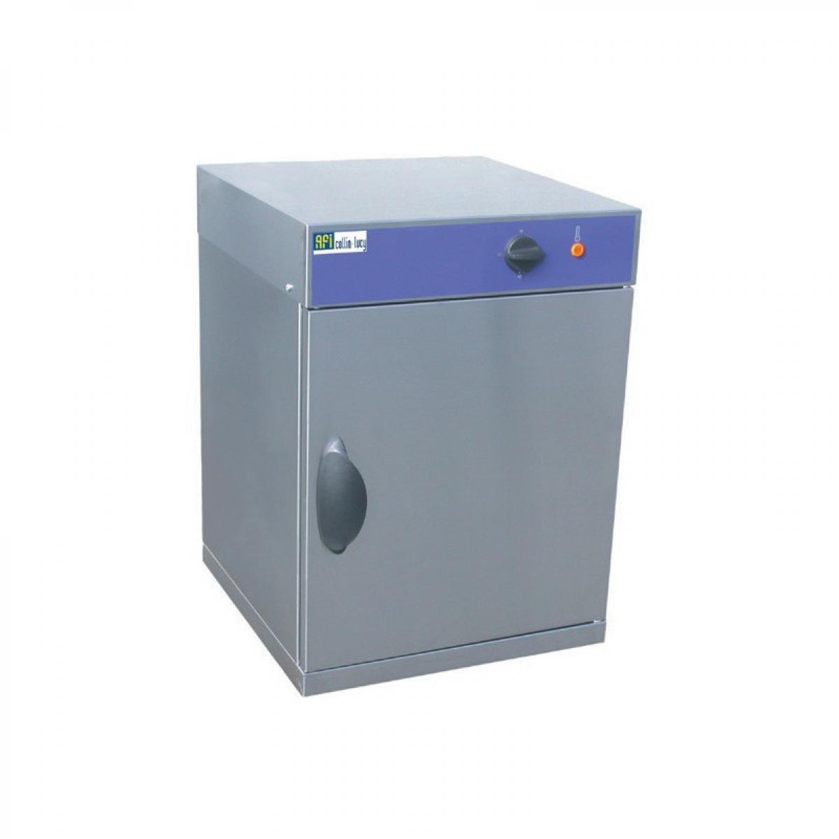 Materiel Chr Pro Chauffe Assiette - 3 Capacités D'Assiettes - AFI Collin Lucy - 30 assiettes