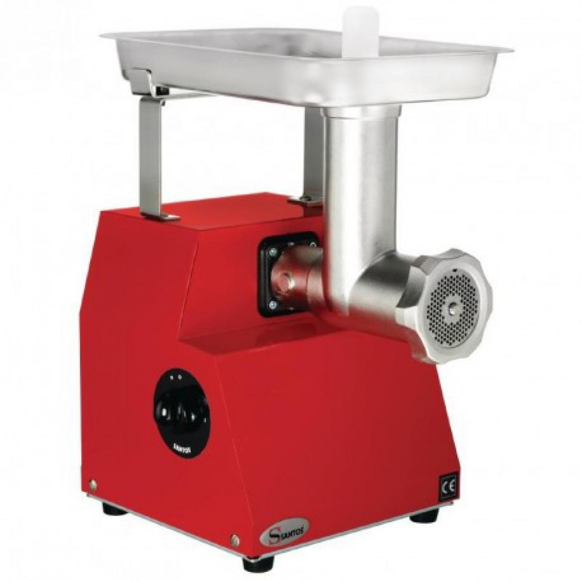 Materiel Chr Pro Hachoir à viande professionnel 160kg/h - Santos - 160 kg/h