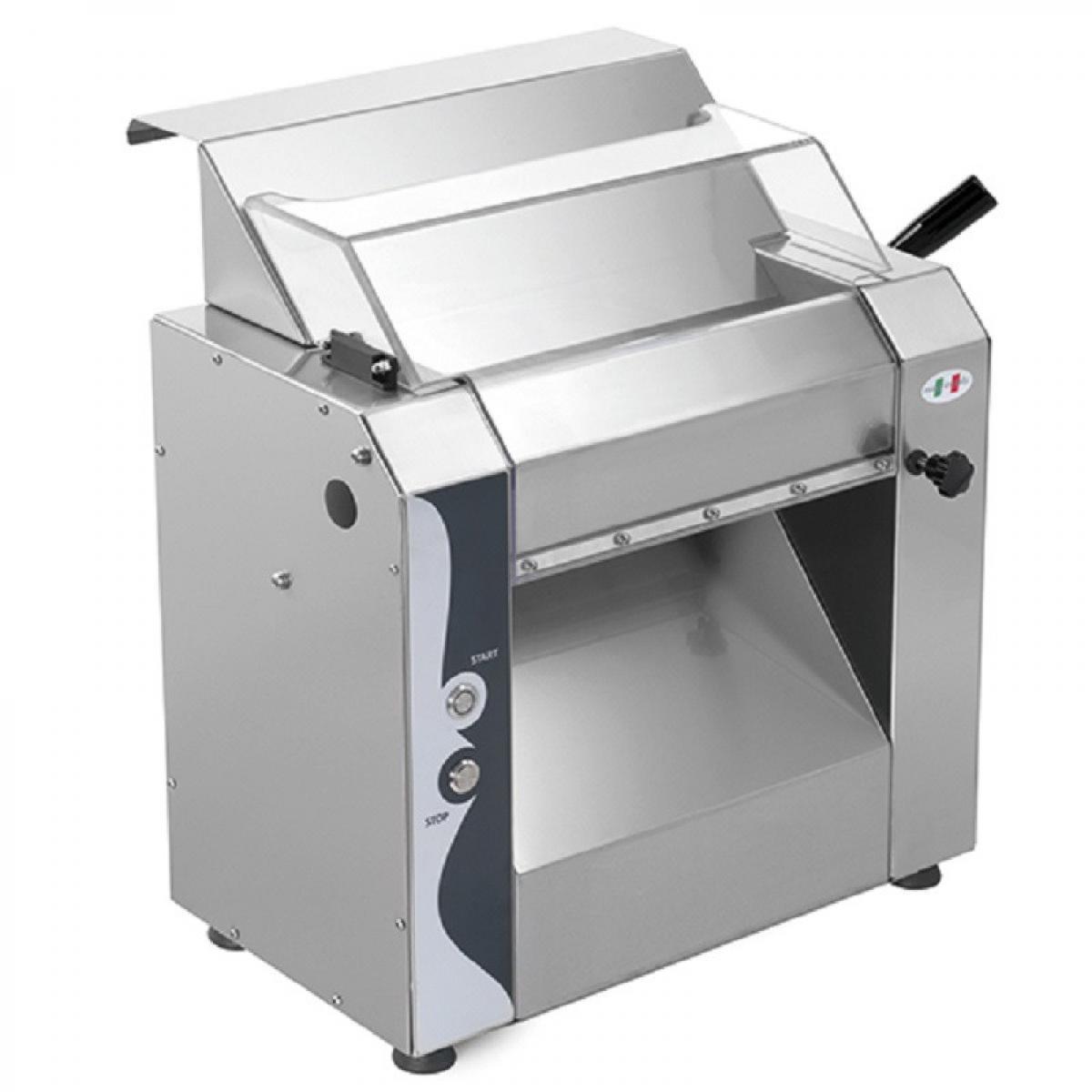 Materiel Chr Pro Laminoir Pizza Electrique - 520 mm - Virtus -