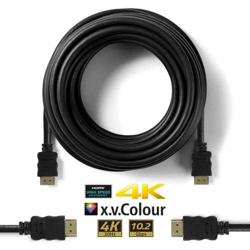 Mcl - HIGH SPEED HDMI CABLE WITH 3D - Téléphone fixe