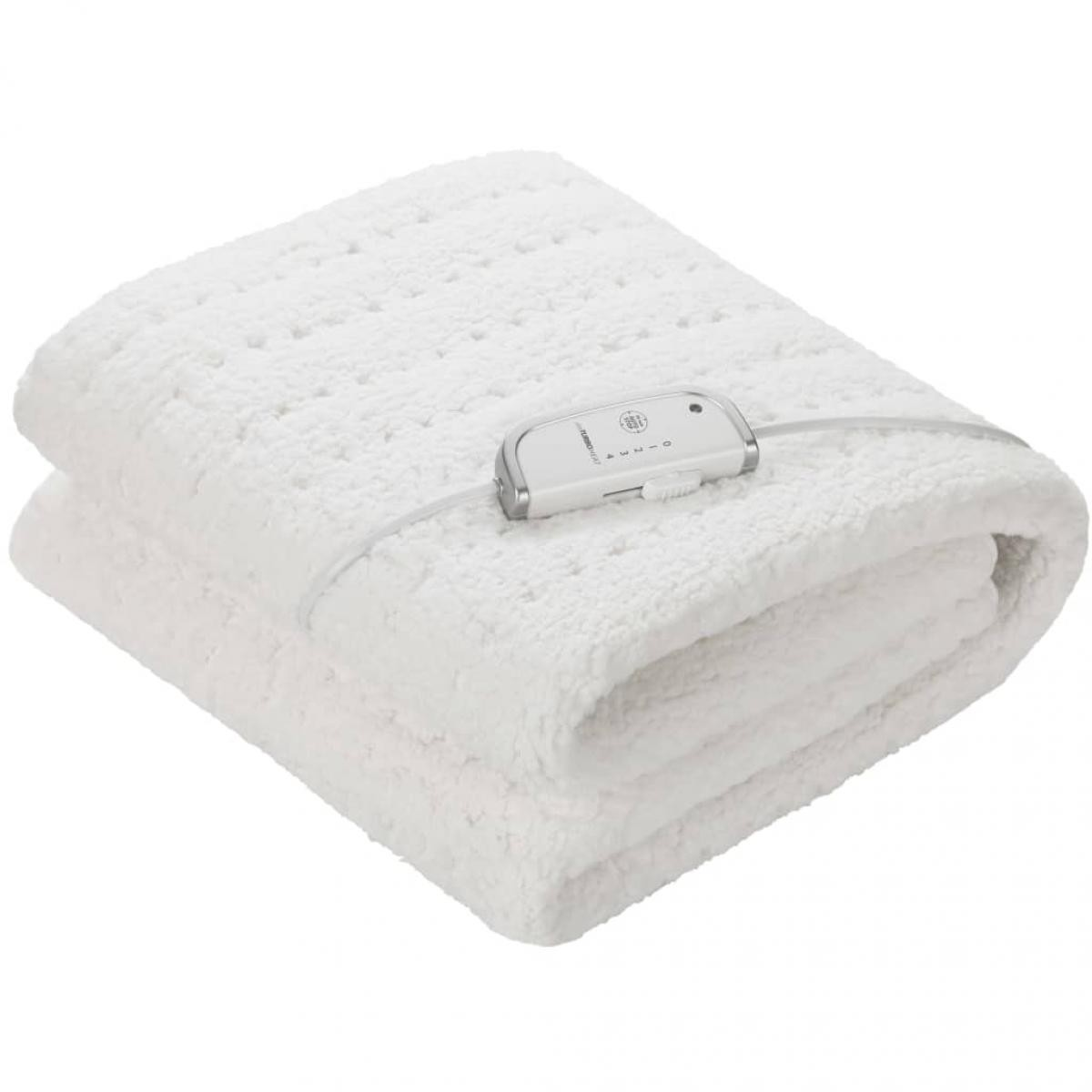 Medisana Medisana Couverture chauffante Molleton (Maxi) HU 672 0,8x1,5 m Blanc