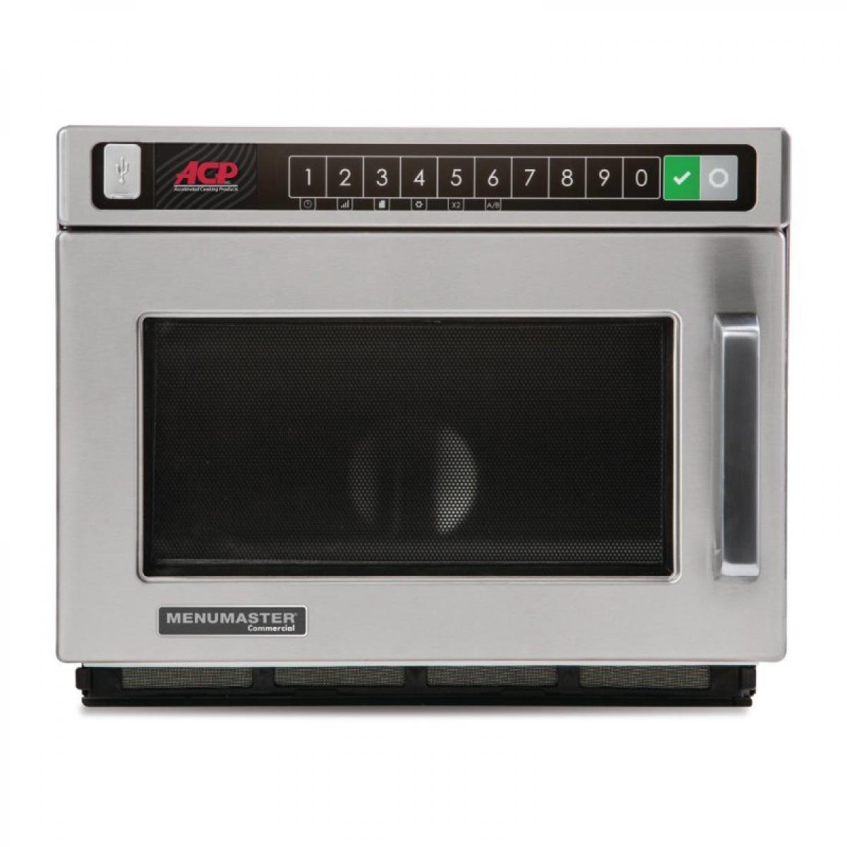 Menumaster Micro-Ondes Compact Professionnel 17 L - Puissance 1,8 kW - Menumaster - 1700 cl