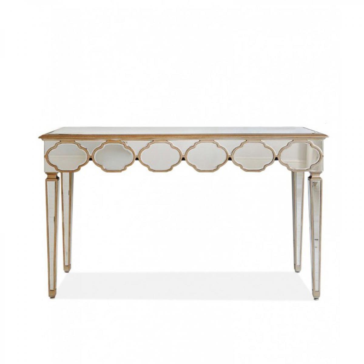 Meubler Design Console design miroir OR Trèfle