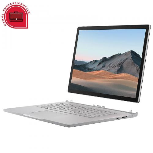 Microsoft - Microsoft MS Srfc Book3 i7-1065G7 4C BE/FR/LU MS Srfc Book3 Intel Core i7-1065G7 15p 32Go 512Go 4C BE/FR/LU Intel Core i7 - 15.6' - PC Portable