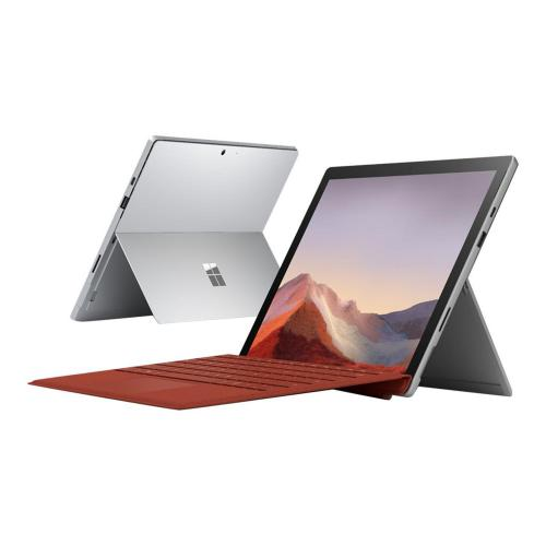 Microsoft - Microsoft MS Srfc Pro 7 i5 8Go 256Go Platin. UK DM MS Surface Pro7 12.p Intel Core i5-1035G4 8Go 256Go Comm SC EngBrit UK/Ireland Only Hdwr Commercial Platinum - Microsoft Surface