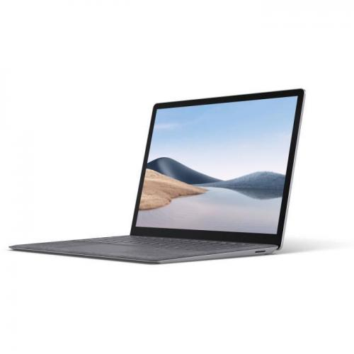Microsoft - PC Portable - MICROSOFT Surface Laptop 4 - 13,5 - AMD Ryzen 5se - RAM 8Go - Stockage 256Go SSD - Windows 10 - Platine - AZERTY - Bonnes affaires PC Portable