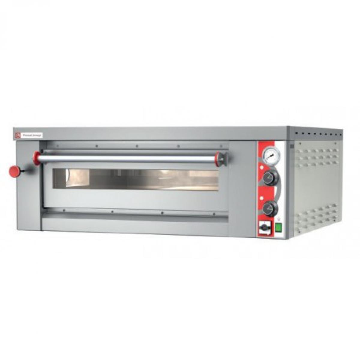 Mishky Four à pizza électrique pour pizzeria - Modulaire 8,90 kW - Pizzagroup -