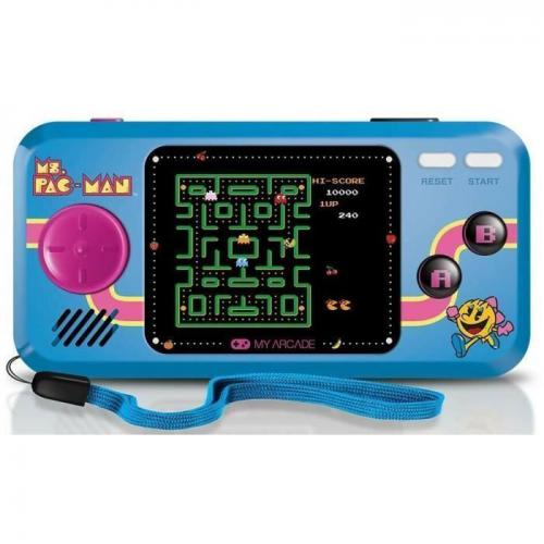My Arcade -Console Portable Pocket Player - My Arcade - Ms PAC-MAN My Arcade  - My Arcade