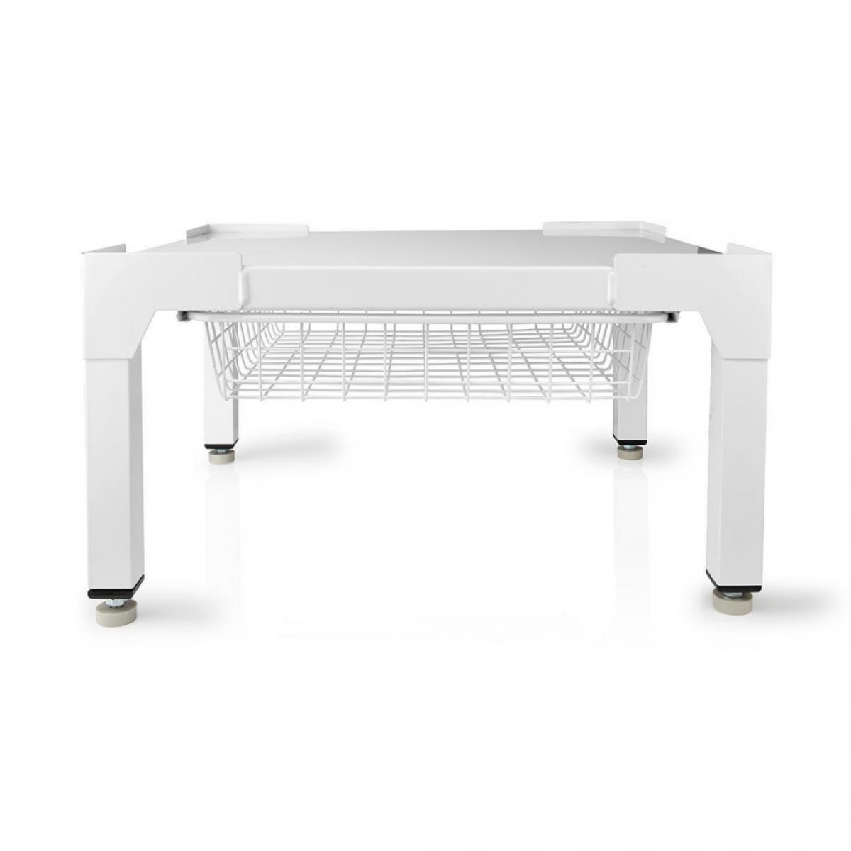 Nedis Support pour Lave-linge/Sèche-linge | Panier | 30 cm