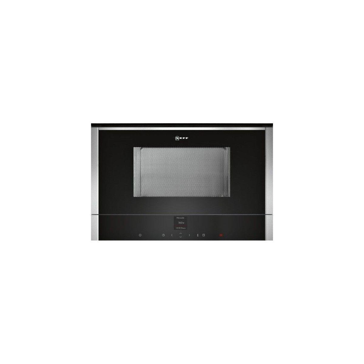 Neff Micro-ondes Encastrable 21l Neff 900w 59.4cm, C 17 Wr 00 N 0
