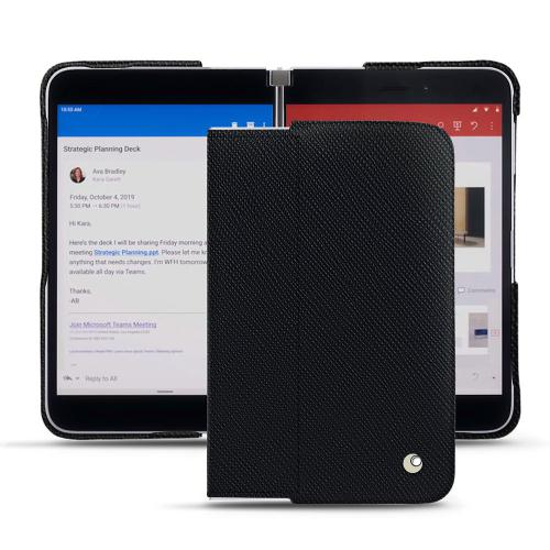 Noreve - Coque cuir Microsoft Surface Duo - Coque, étui smartphone