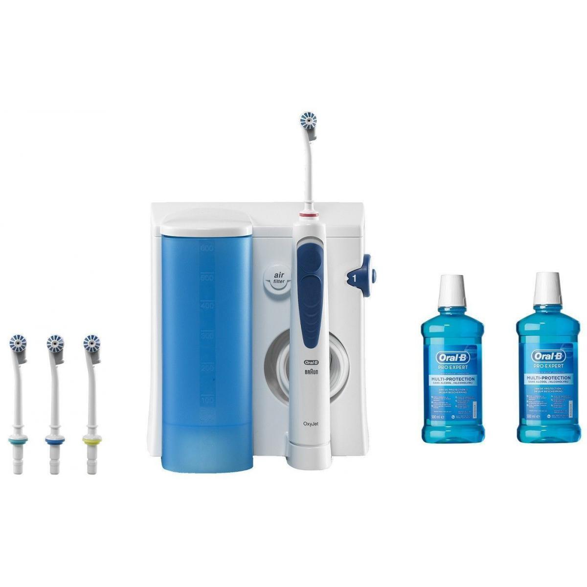 Oral-B braun - md20 pack microbulles