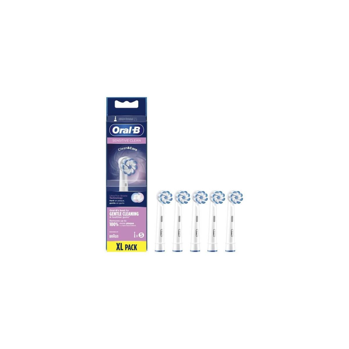 Oral-B Oral-B Sensitive Clean Brossette, 5