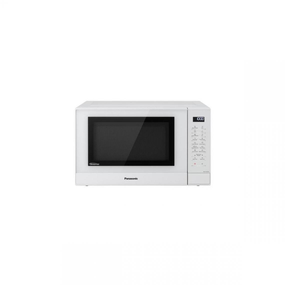 Panasonic Micro-ondes Pose Libre 31l Panasonic 1100w 53cm, Nn-gt45kwsug