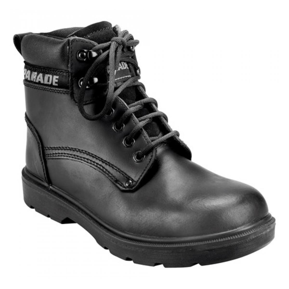 Parade Paire de chaussures brodequins Parade Kansas - noir - Pointure 45