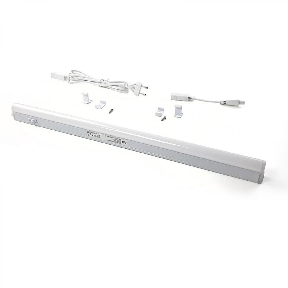 Paris Prix Réglette LED pour Séjour Felix 51cm Blanc
