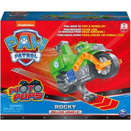 Camion Pat Patrouille : Rocky Et Sa Depanneuse Paw Pa Figurine Et Vehicule