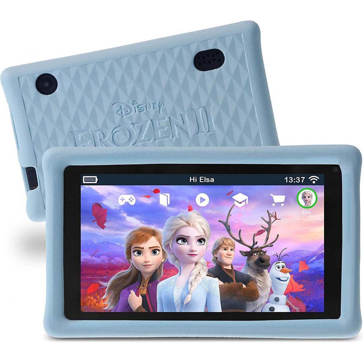 Pebble Pebble Gear 7? tablette enfant ? Disney La Reine des neiges 2 Tablette (Frozen 2)