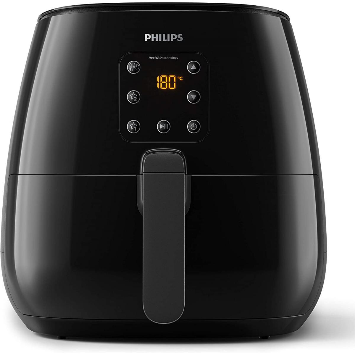 Philips friteuse électrique de 1,2KG 1900W noir