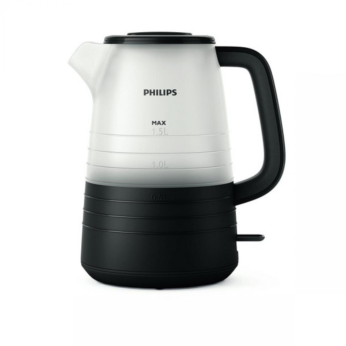 Philips PHILIPS Bouilloire 1.5l - 2200W Daily Collection Noir HD9334/90