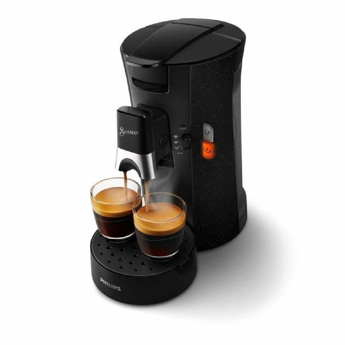 Philips PHILIPS Senseo Select Eco CSA240/21 - Machine a café dosettes