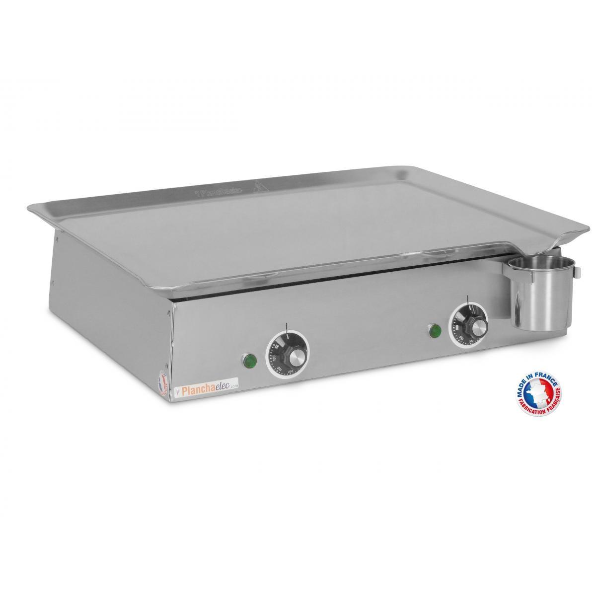 Planchaelec Plancha électrique PLANCHAELEC CLASSIC 600 - INOX - 2400 W