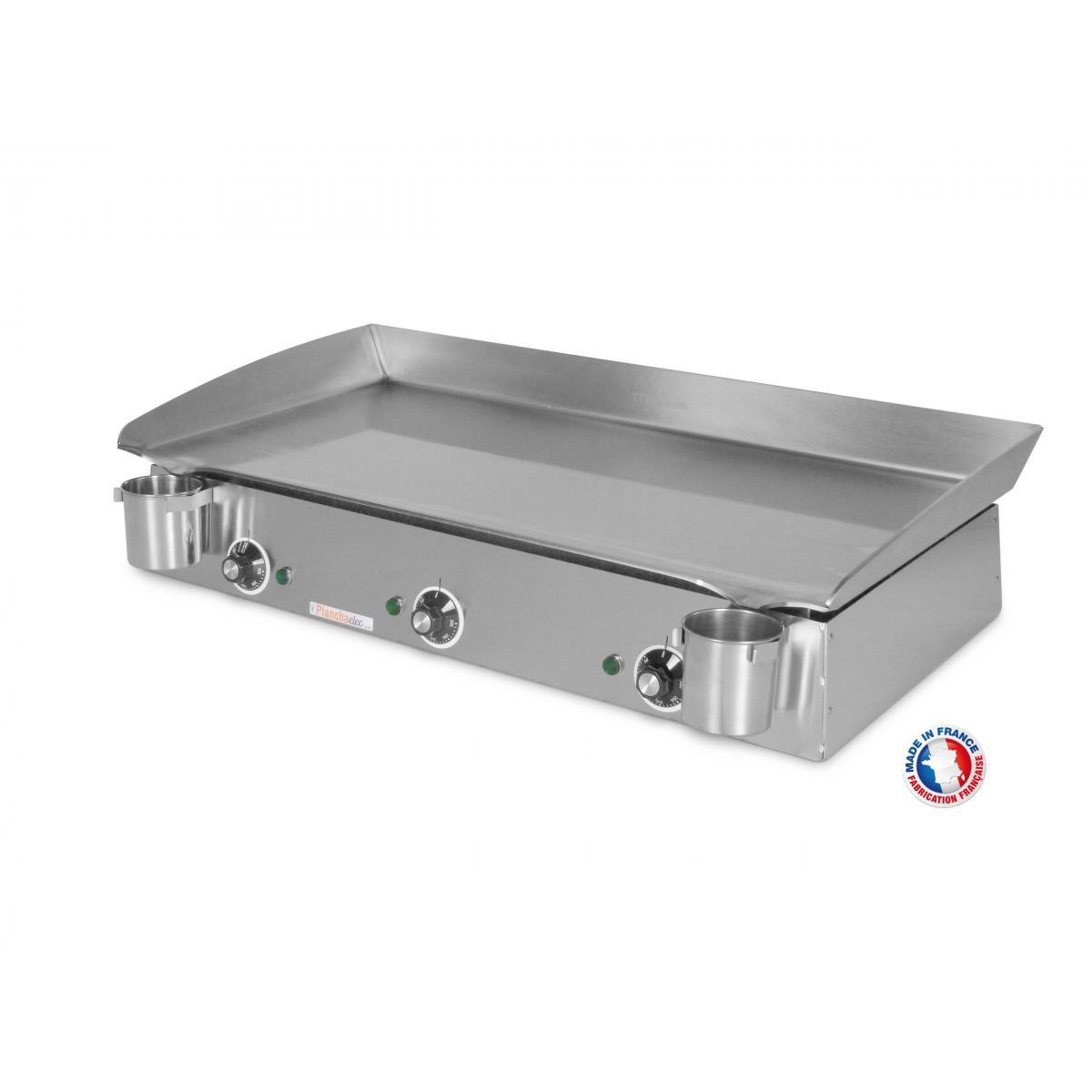 Planchaelec Plancha électrique PLANCHAELEC LUX 830 - INOX - 3600 W