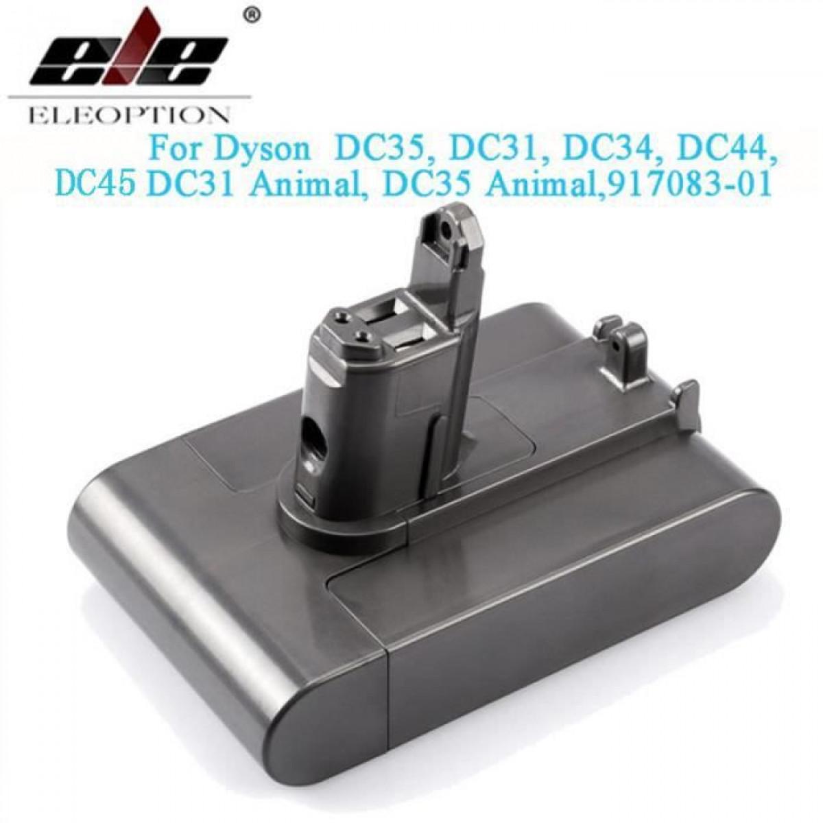 Power Direct Batterie 3000mAh (seulement sur le type B) pour Dyson DC35 DC45 DC31 DC34 DC44 DC31 Animal DC35 Anima