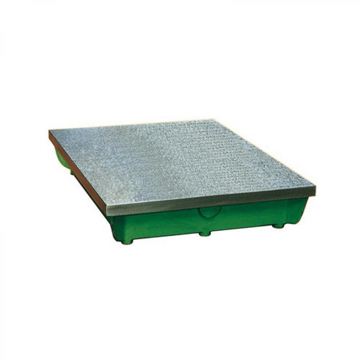 Protec Plaque à tracer et à dresser, qualité 3, Taille : 1200 x 800 mm, Précision µm qualité 3 88, Poids env. 310 kg