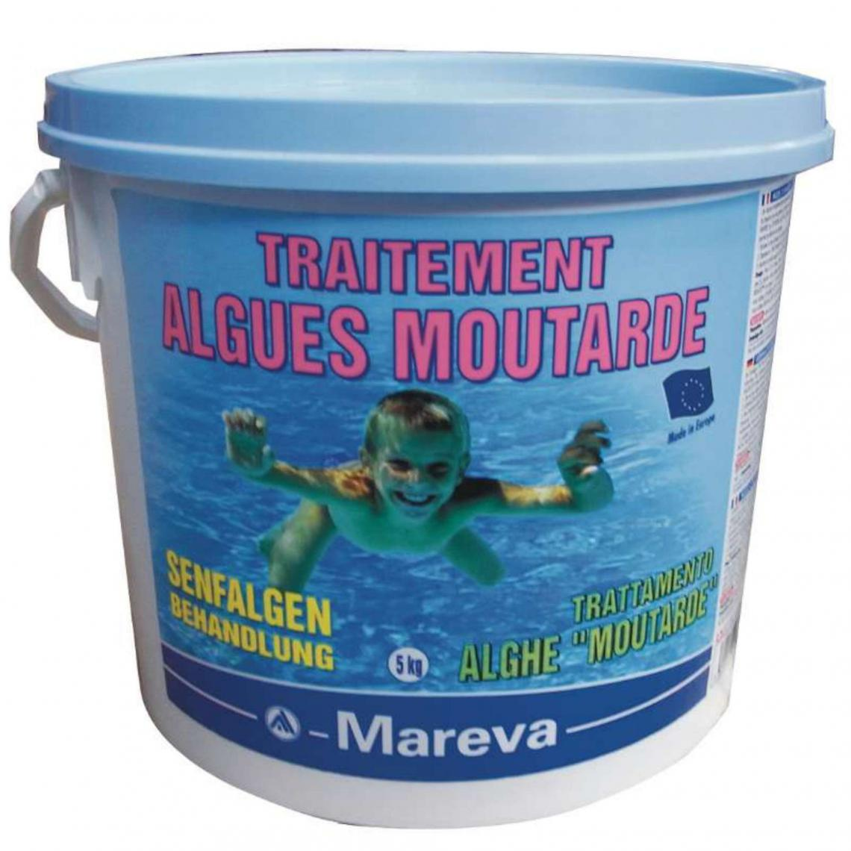 Provence Outillage Stop algues spécial algues moutarde pot de 3kg