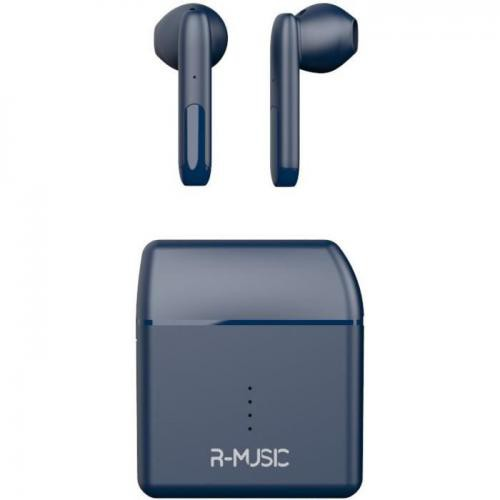 R-Music - R-MUSIC RM481757 MIRA - Ecouteur True Wireless Earbuds - Blue - Ecouteurs True Wireless