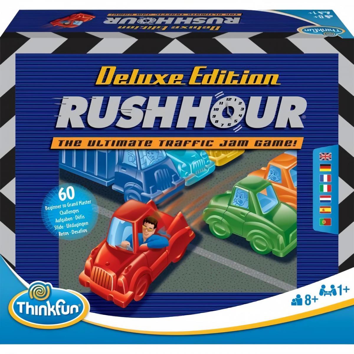 Ravensburger Ravensburger - Rush Hour Deluxe - 4005556764389
