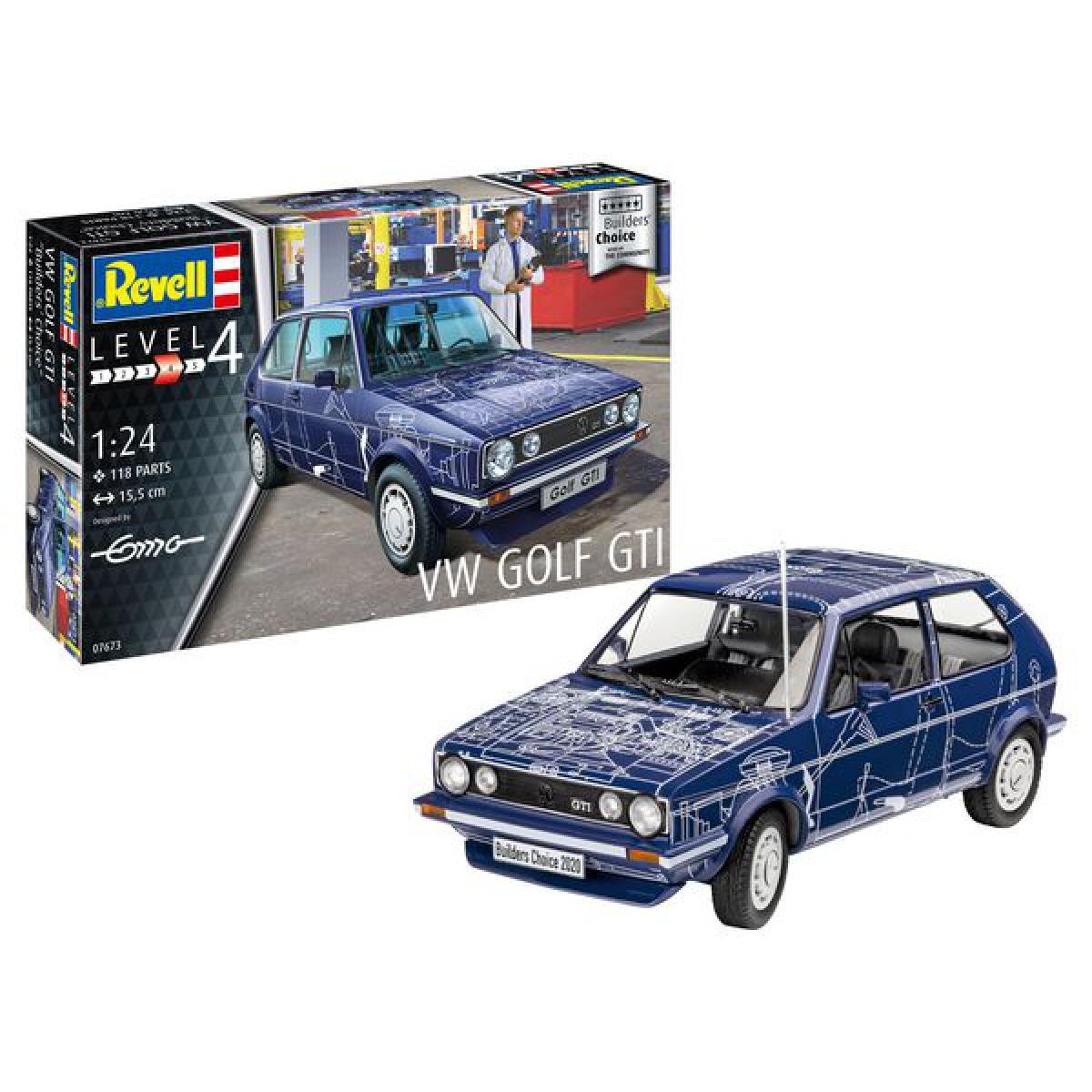 Revell VW Golf GTI \