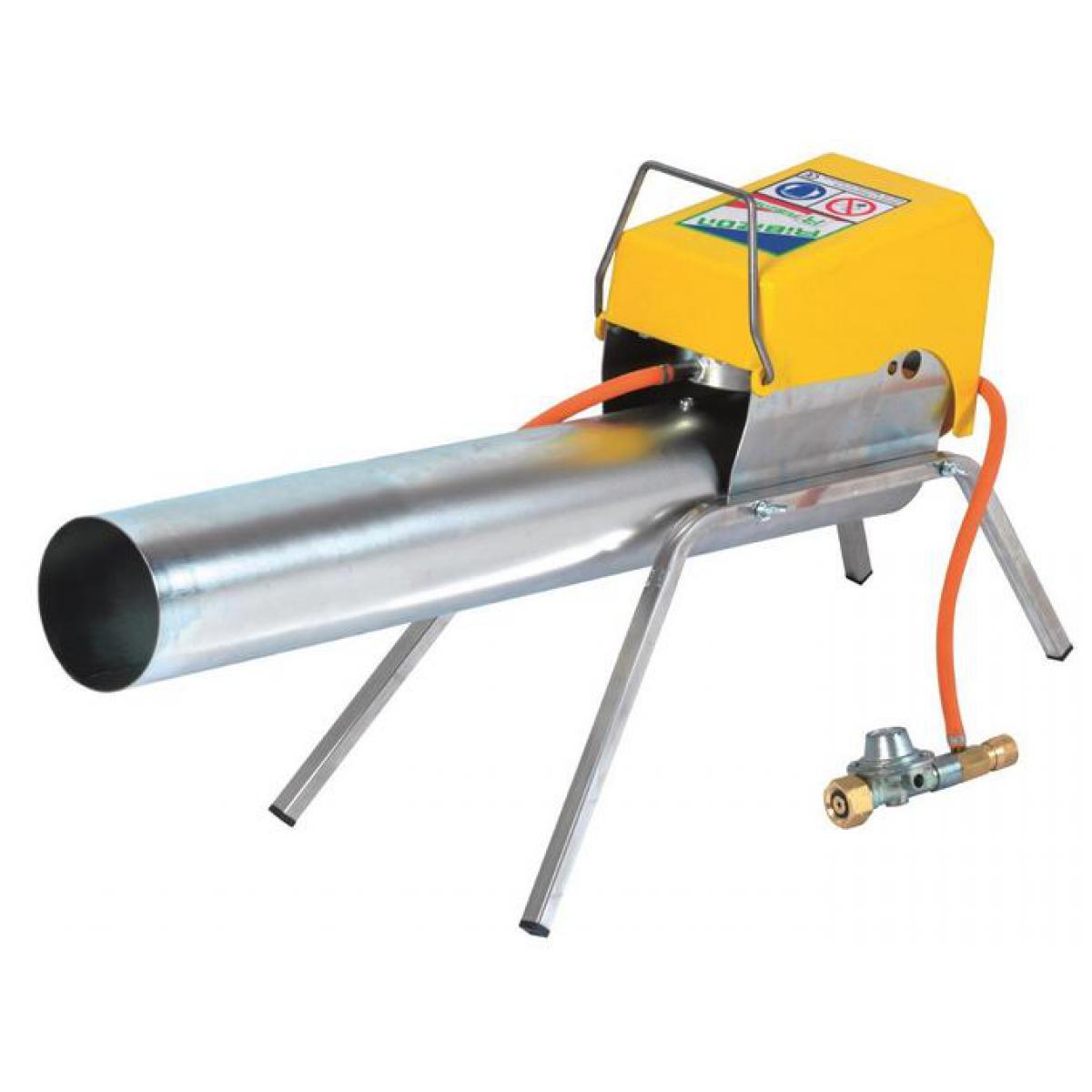 Ribitech Ribitech - Epouvantail à gaz canon simple - AG0571