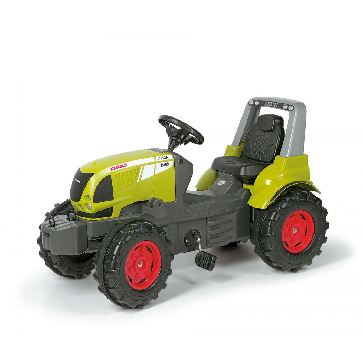 Rolly Toys Rolly Toys Tracteur a Pédales rollyFarmtrac CLAAS Arion 640