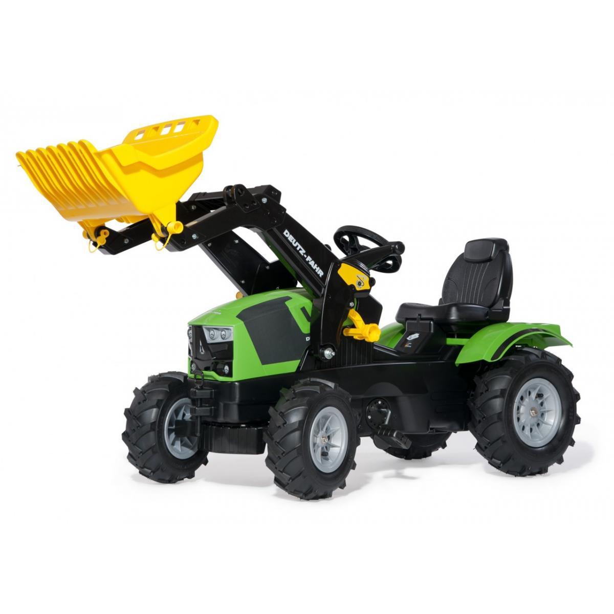 Rolly Toys Rolly Toys Tracteur a pédales rollyFarmtrac Deutz-Fahr 5120