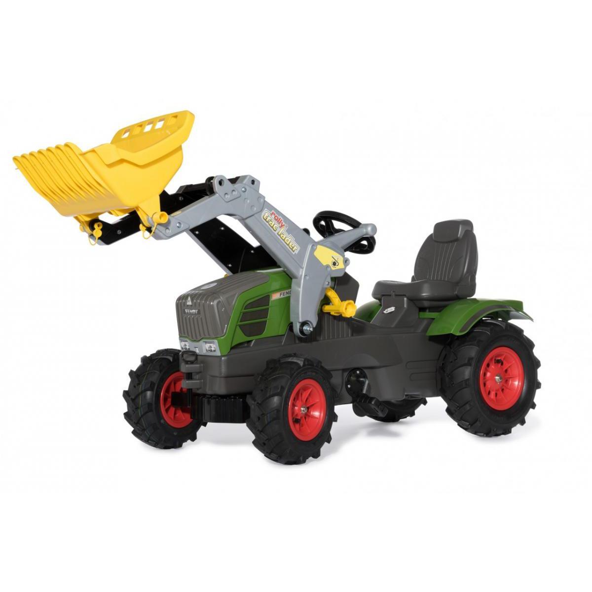 Rolly Toys Rolly Toys Tracteur a pédales rollyFarmtrac Fendt 211 Vario