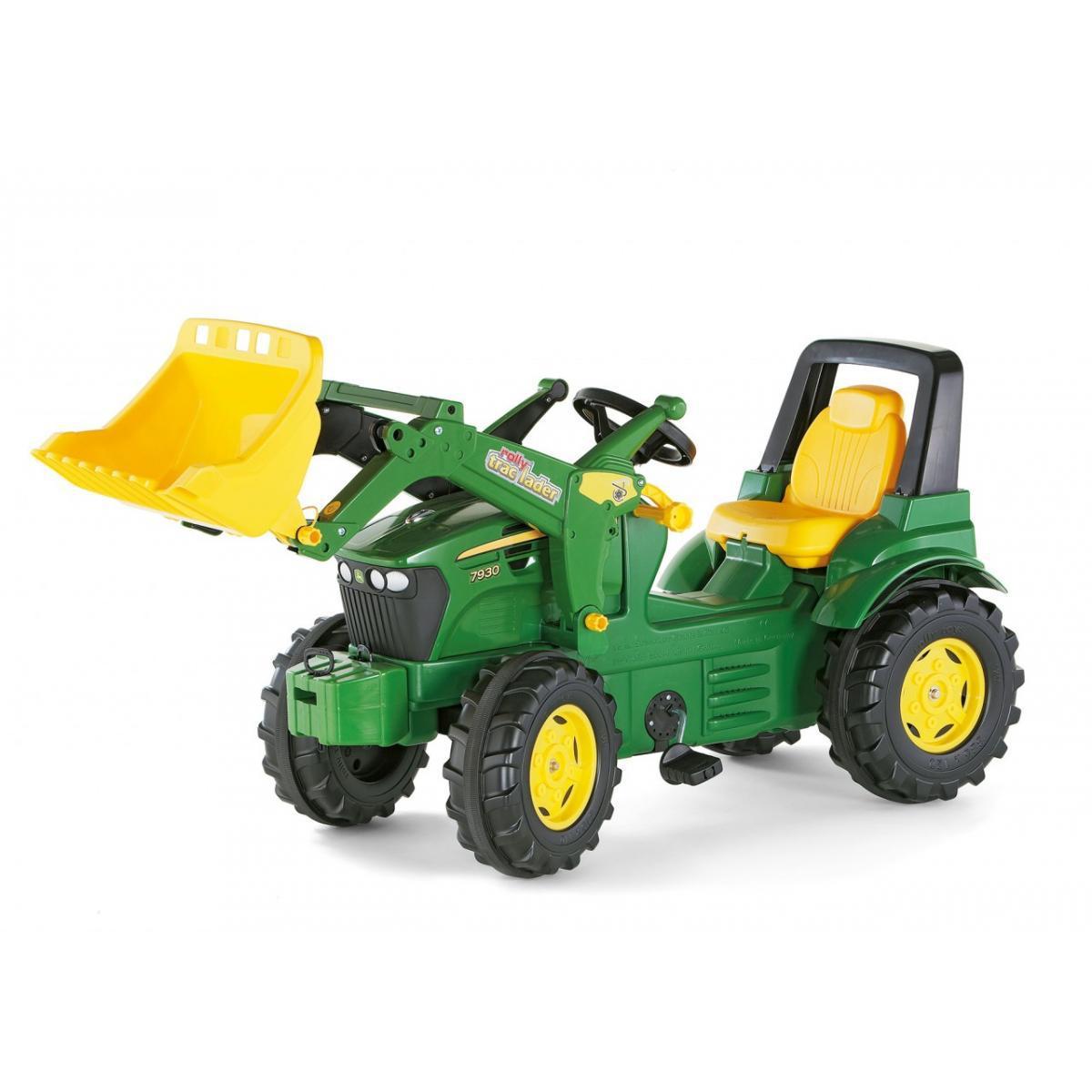 Rolly Toys Rolly Toys Tracteur a pédales rollyFarmtrac John Deere 7930