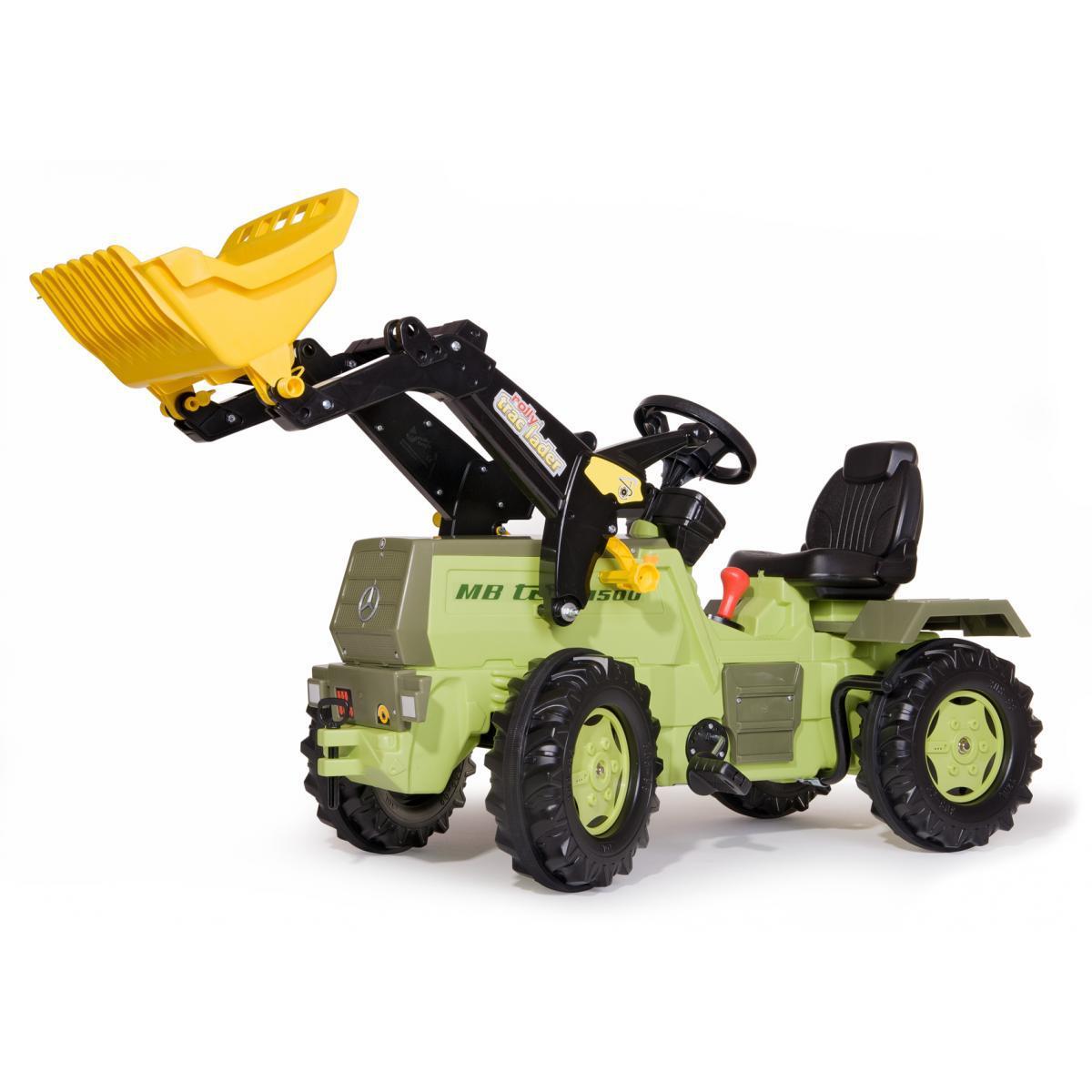 Rolly Toys Rolly Toys Tracteur a pédales rollyFarmtrac MB 1500